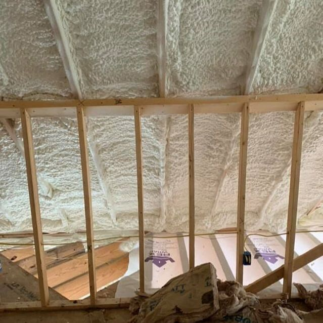 Spray Foam Insulation Contractors DFW