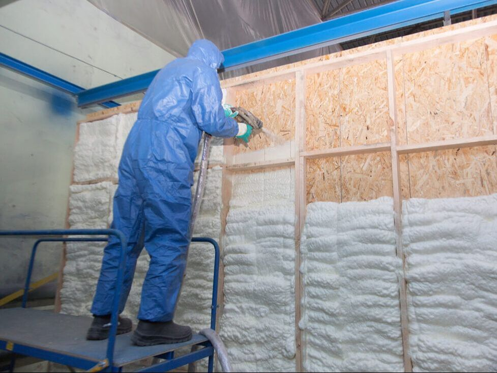 New Insulation Contractors DFW