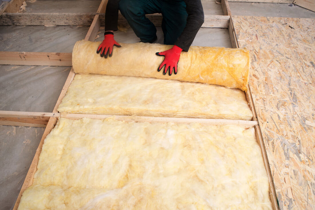 Spray Insulation Contractors DFW