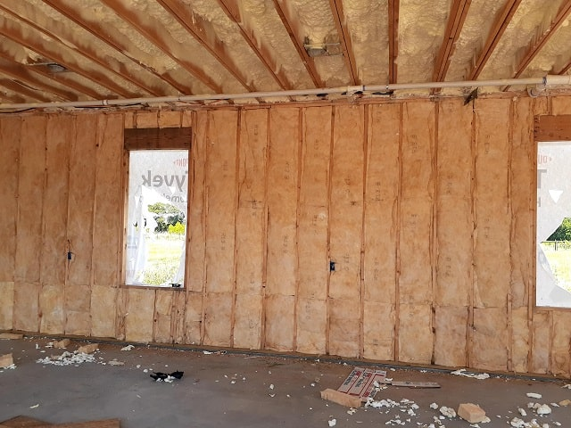 Wall Insulation Contractors DFW